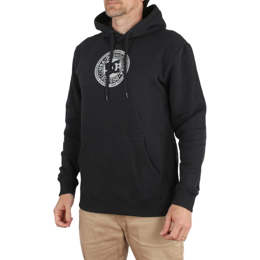 DC-Shoes-Splitted-Pullover-Hoodie-Black-2