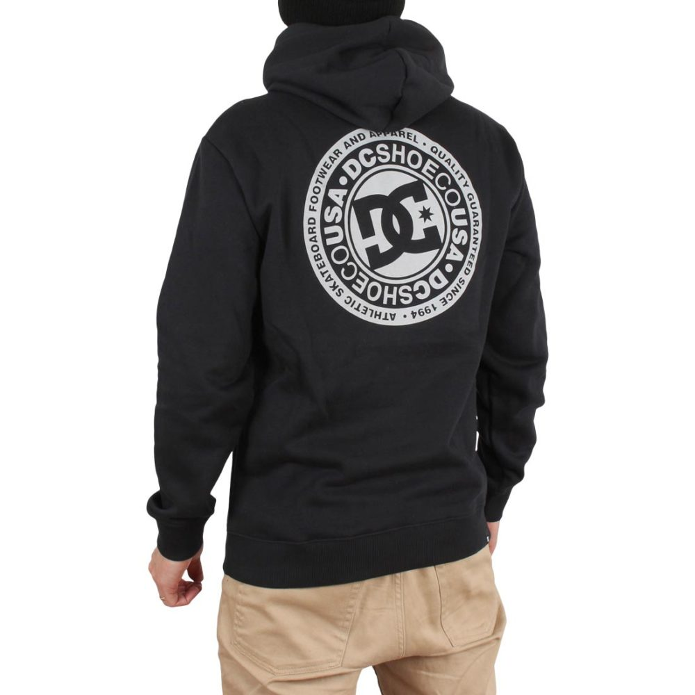 DC-Shoes-Splitted-Pullover-Hoodie-Black-3