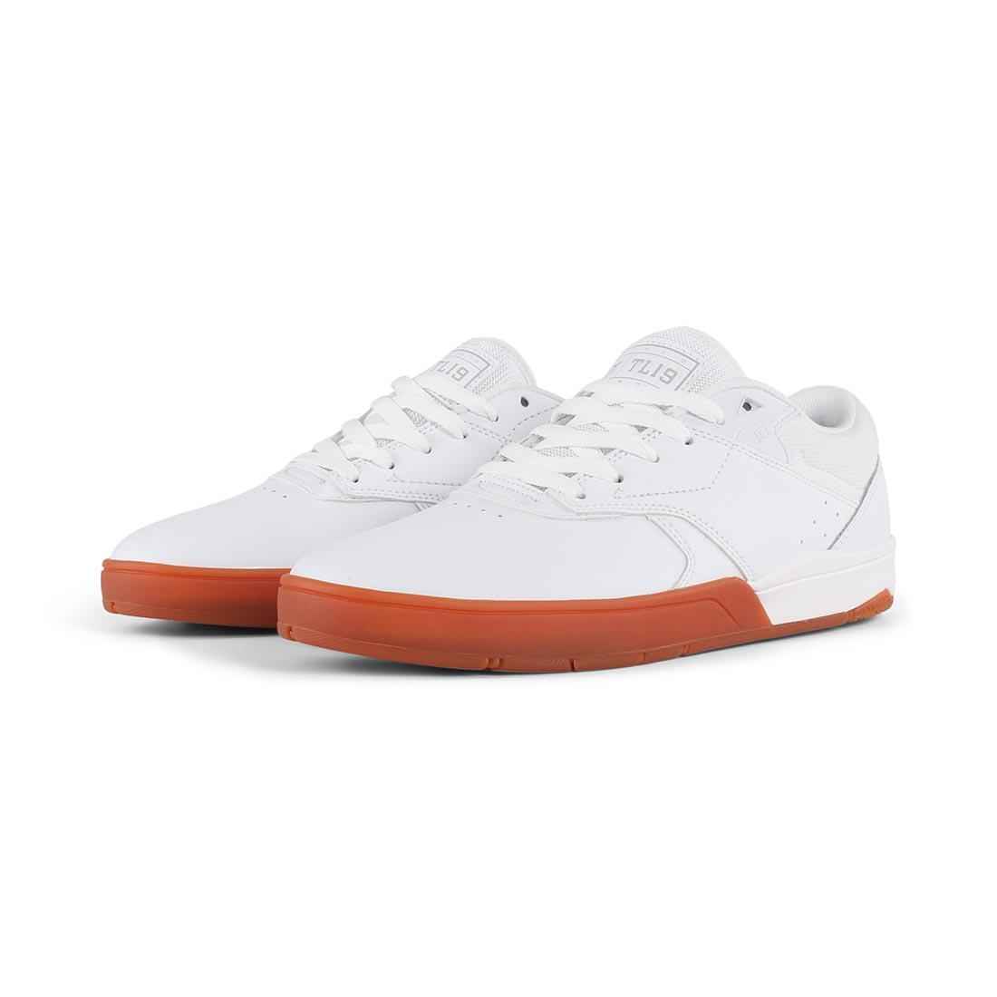 DC Shoes Tiago S – White / Gum