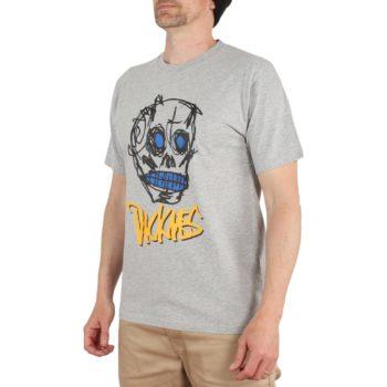 Dickies East Homer S/S T-Shirt - Grey Melange