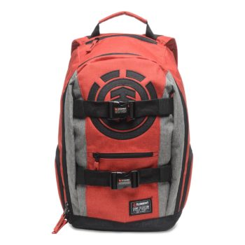 Element Mohave 30L Backpack – Red Grid Heather