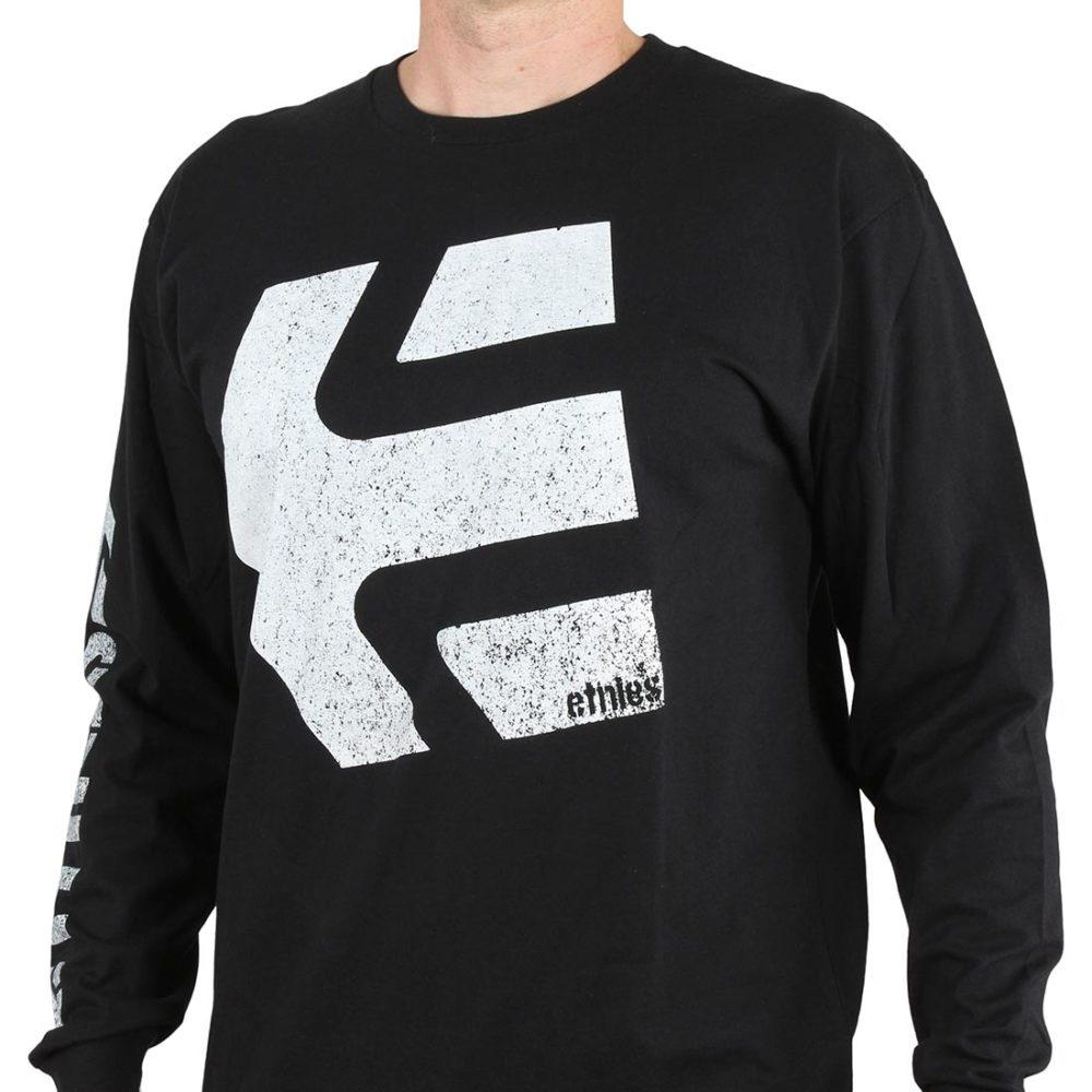 Etnies Hype L/S T-Shirt - Black