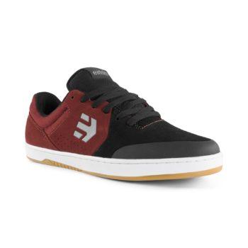 Etnies Marana Michelin Shoes – Black / Dark Grey / Red