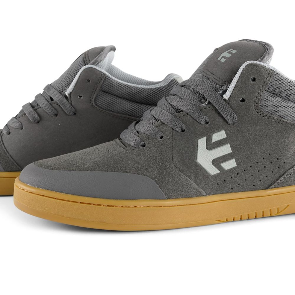 Etnies Marana Mid Shoes – Grey / Gum