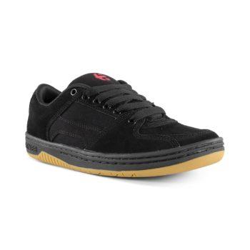 Etnies Senix Lo Shoes – Black / Black / Gum