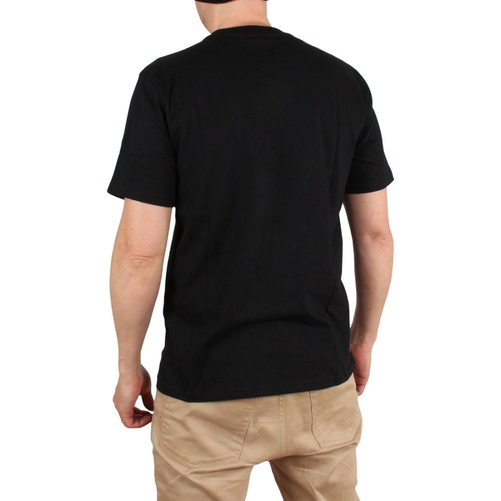 Element Twists And Turns Fill S/S T-Shirt – Flint Black
