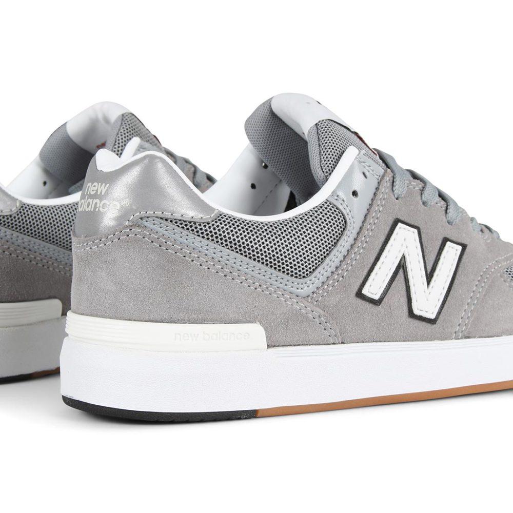 New Balance All Coasts 574 Shoes - Steel / Grey