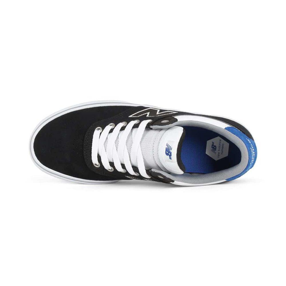 New-Balance-Numeric-255-Shoes-Black-White-6