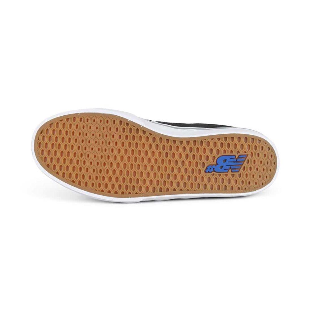 New-Balance-Numeric-255-Shoes-Black-White-7