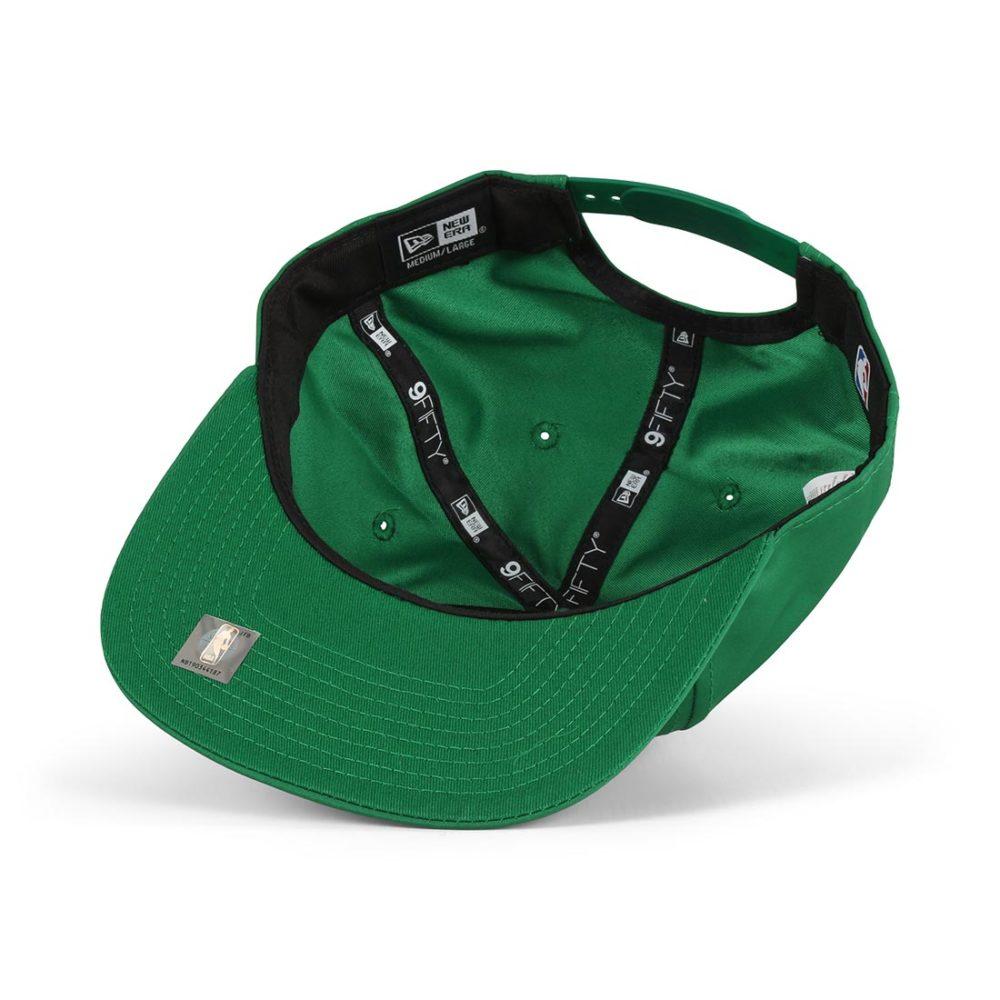 New-Era-Boston-Celtics-Featherweight-9Fifty-Cap-Green-5