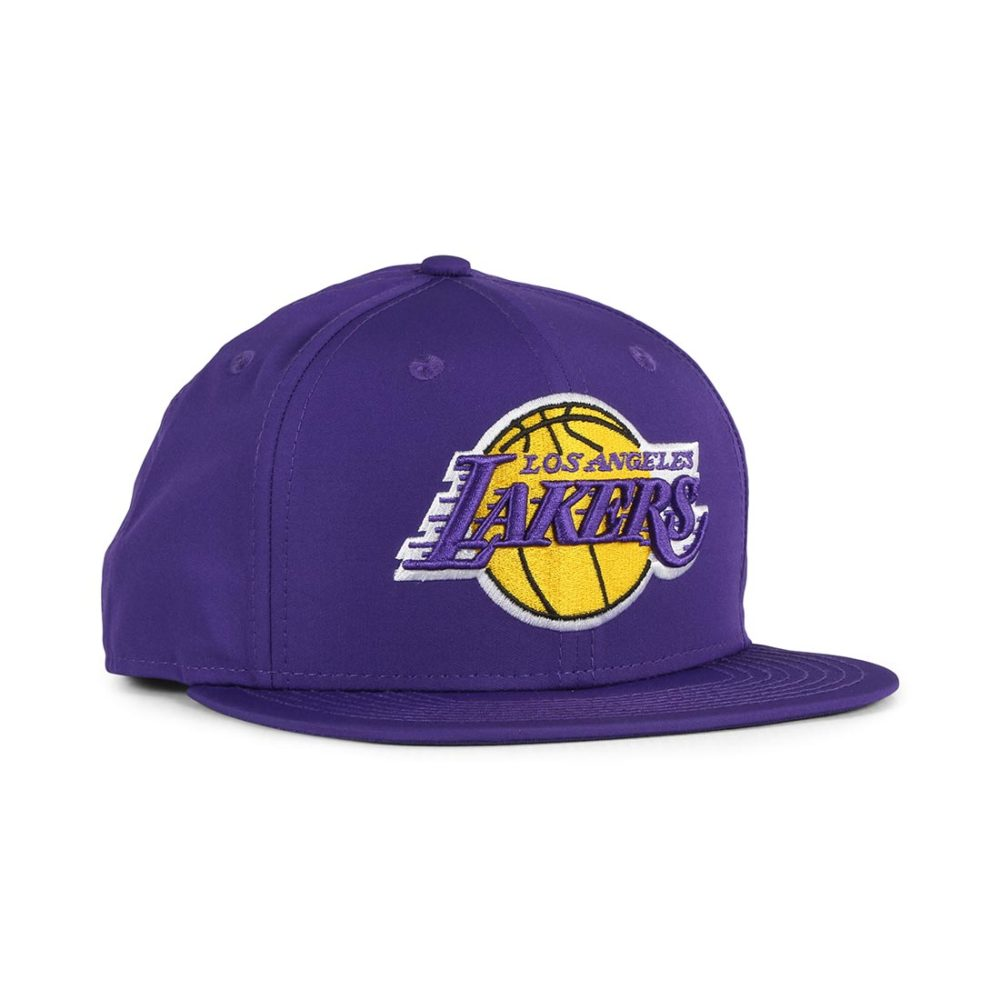 New-Era-LA-Lakers-Featherweight-9Fifty-Cap-Purple-1