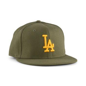 New Era LA Dodgers Diamond Era 9Fifty Cap – Olive
