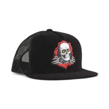 Powell Peralta Ripper Trucker Cap - Black