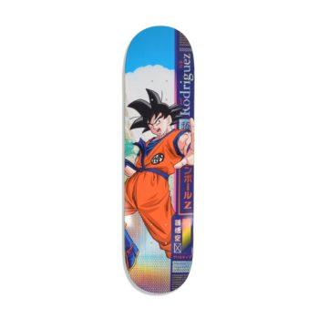 Primitive Rodriguez Goku 8″ Skateboard Deck – Multi