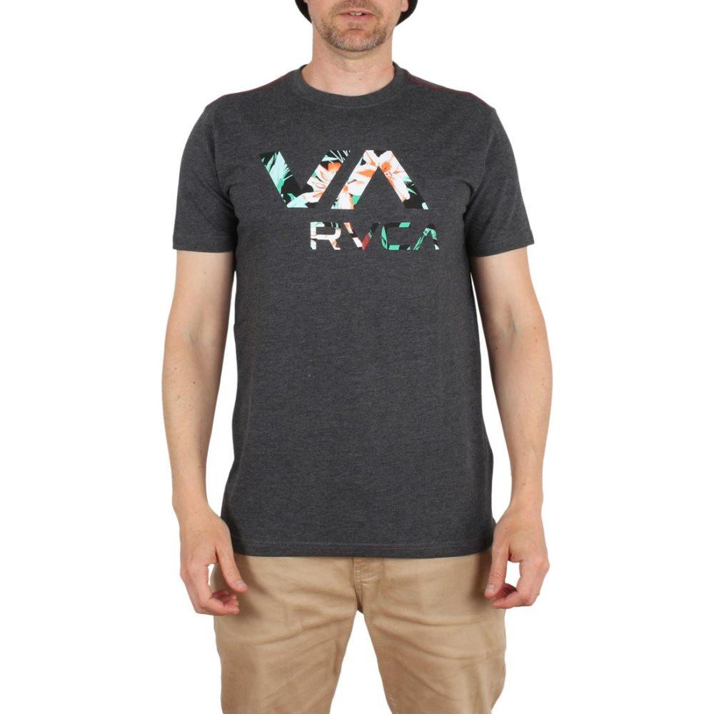 RVCA-VA-RVCA-SS-T-Shirt-Charcoal-1