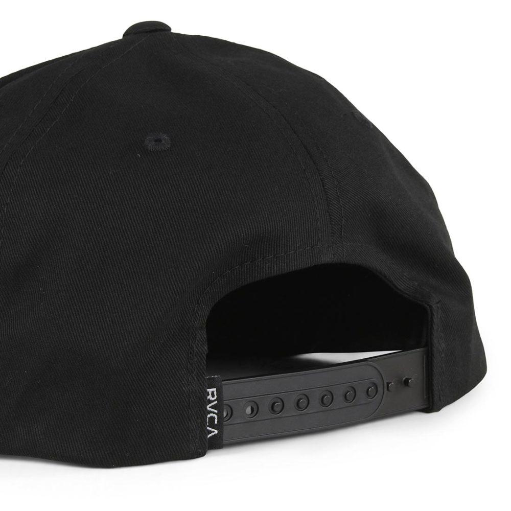 RVCA-VA-Snapback-II-Cap-Black-Black-4
