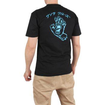 018f3e4fde0af Santa Cruz Hando S S T-Shirt – Black