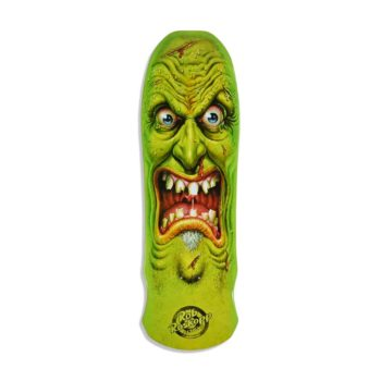 Santa Cruz Roskopp x Edmiston Reissue Skateboard Deck – Green