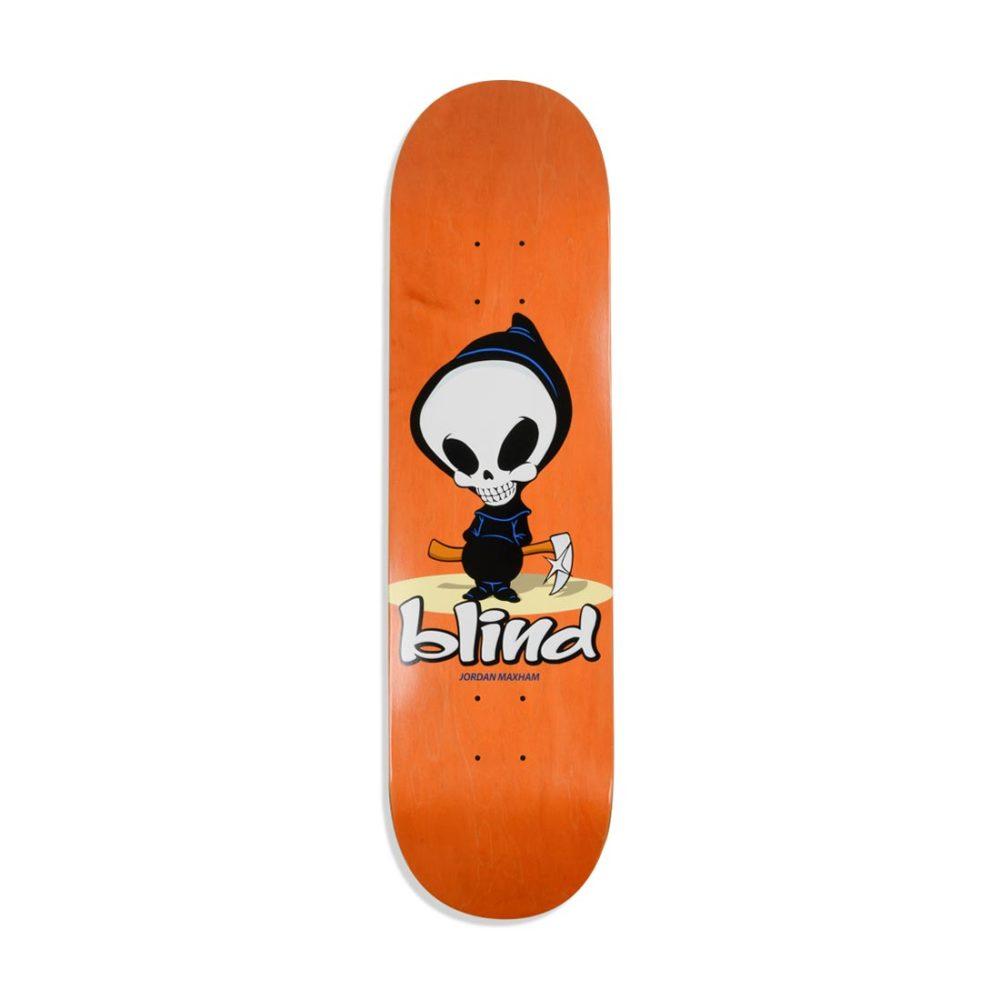 Blind OG Reaper R7 8.25″ Skateboard Deck – Jordan Maxham