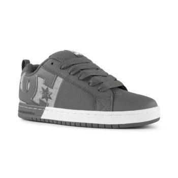 DC Shoes Court Graffik SQ – Pewter