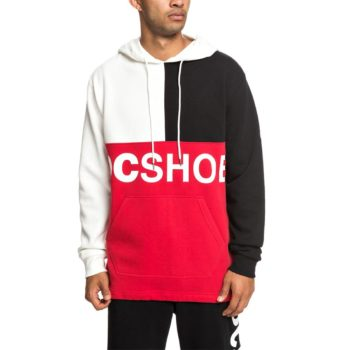 DC Shoes Hambledon Pullover Hoodie - Racing Red