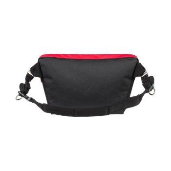 DC Shoes Hatchel Satchel 4.7L Shoulder Bag - Black