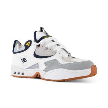 DC Shoes Kalis OG – White / Grey