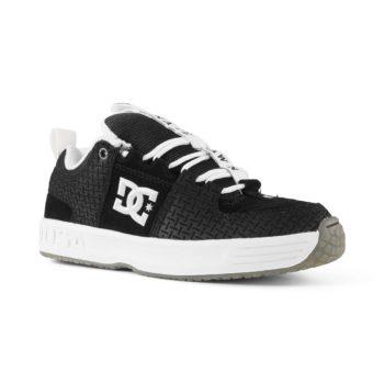 DC Shoes Lynx OG x Skate Jawn – Black / Grey / White