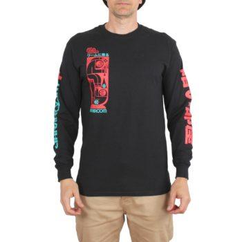 Darkroom Sloths Jp L/S T-Shirt – Black