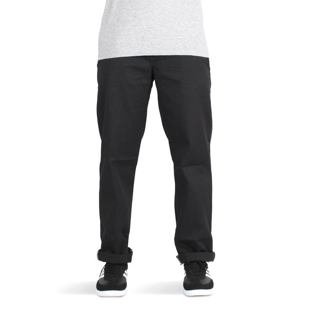 Dickies 873 Slim Straight Work Pant – Rinsed Black