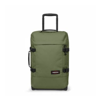 Eastpak Tranverz S 42L Carry On Suitcase - Quiet Khaki