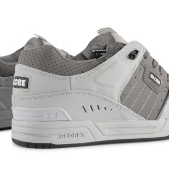 Globe Fusion Shoes – Charcoal / Highrise