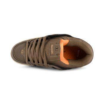 Globe Fusion Shoes – Walnut / Antique