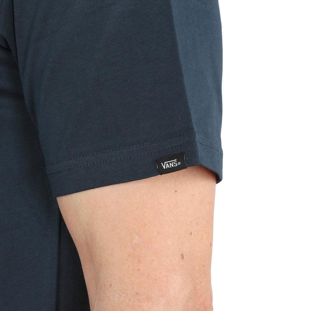 Vans Full Patch S/S T-Shirt – Navy / White