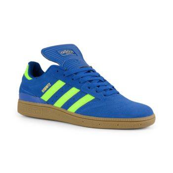 Adidas Busenitz Shoes – Collegiate Navy / Solar Green / Gum