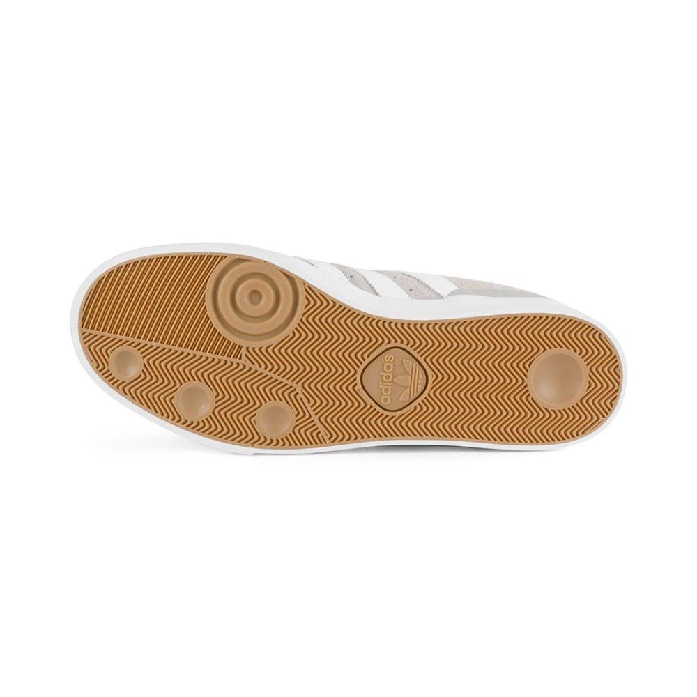 Adidas Busenitz Vulc Shoes - Grey / White / Gold Metallic