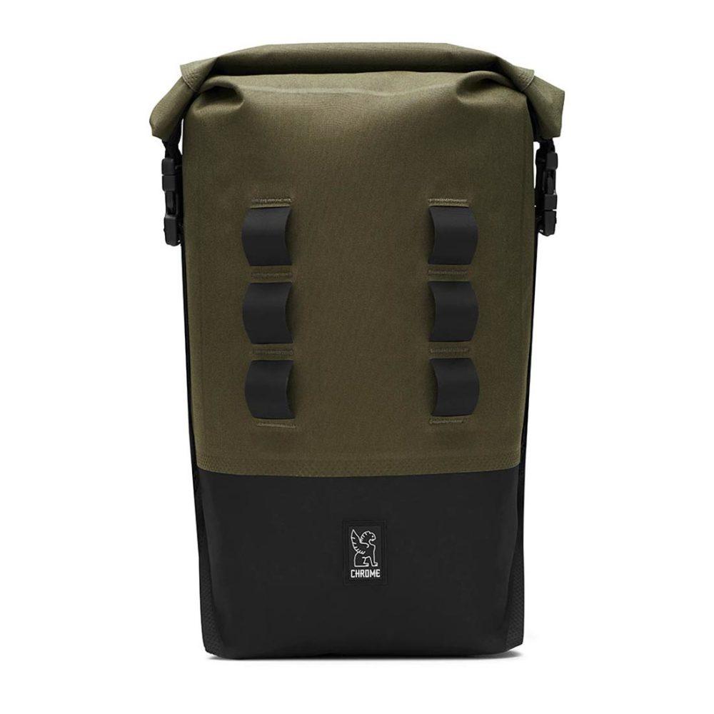 Chrome Urban Ex 18 Rolltop V2 18L Backpack - Ranger / Black