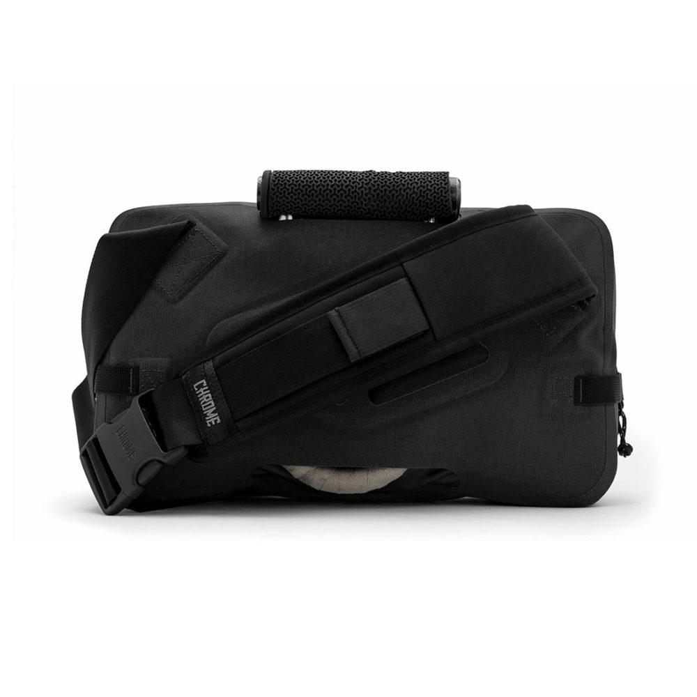 Chrome Urban Ex Sling 10L Messenger Bag - Black / Black