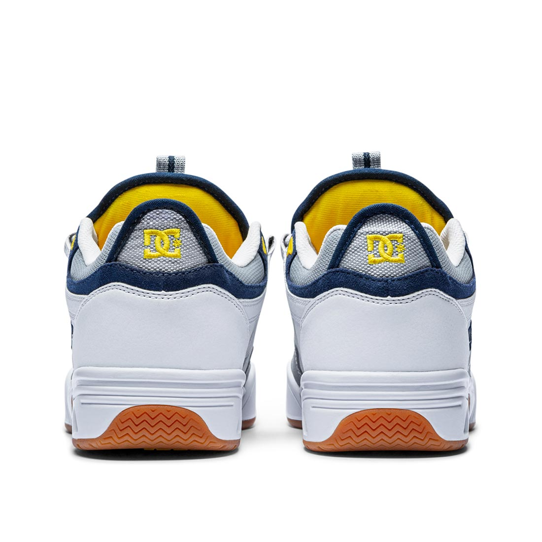 DC Shoes Kalis OG White Grey