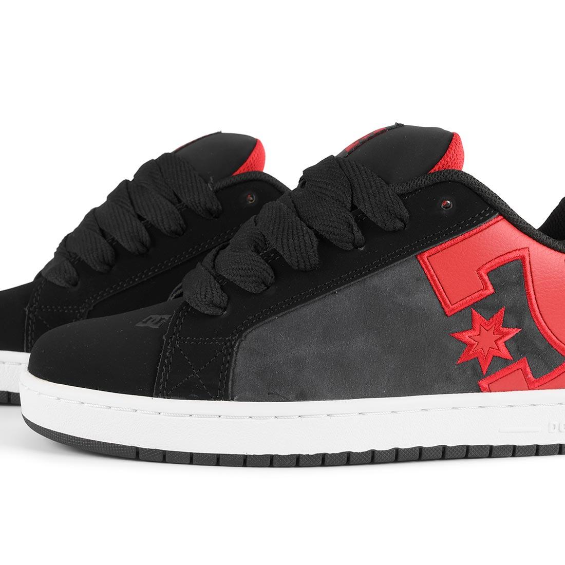 DC Shoes Court Graffik SE - Black / Red