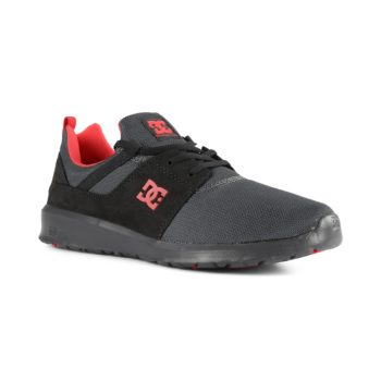 DC Shoes Heathrow – Battleship / Black