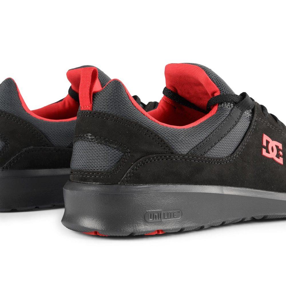 DC Shoes Heathrow – Battleship / Black