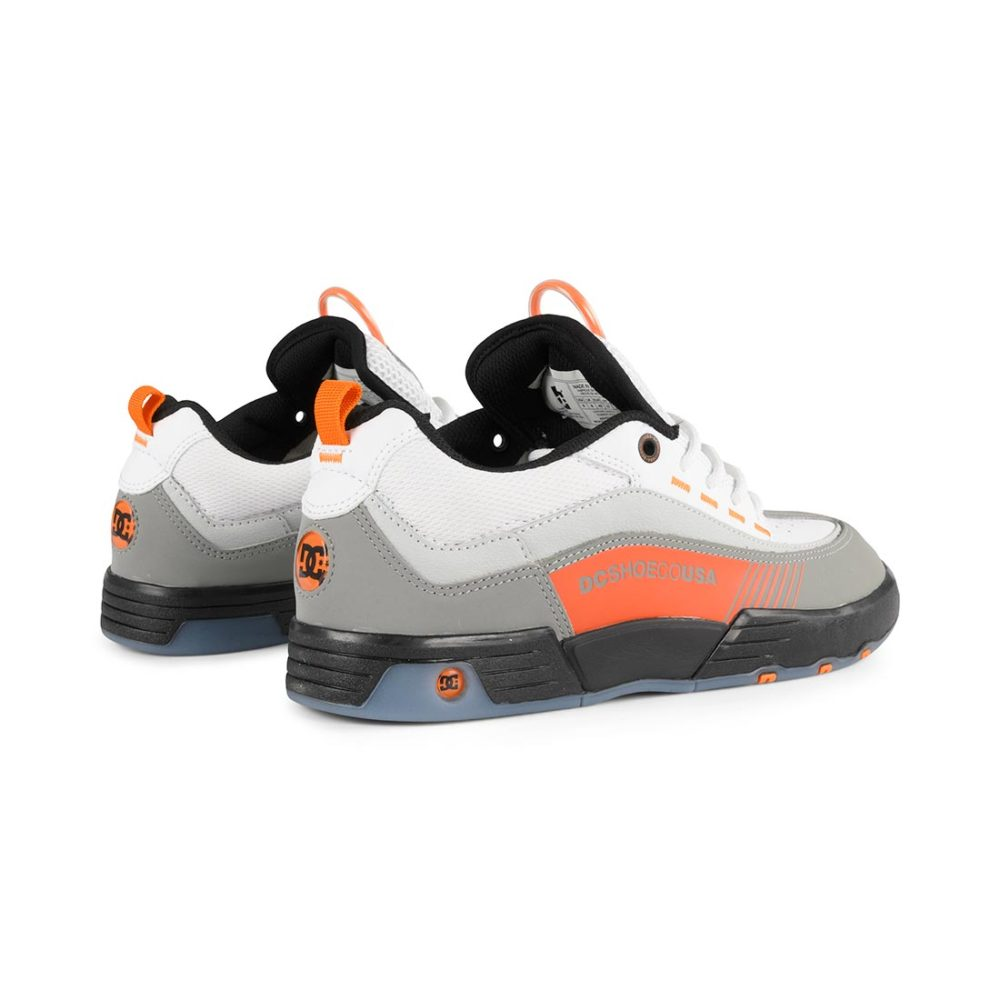 DC Shoes Legacy 98 Slim – Black / White / Orange