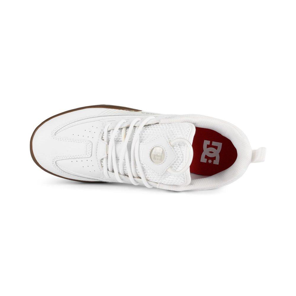 DC Shoes Legacy 98 Slim – White / Gum