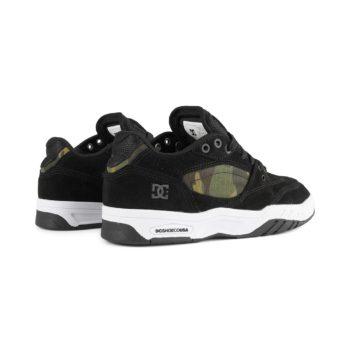 DC Shoes Maswell SE – Black / Camo Print