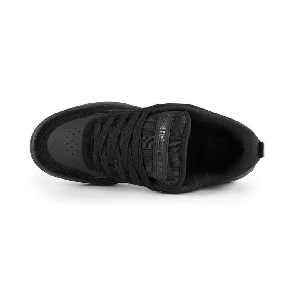 DC Shoes Penza – Black / Black