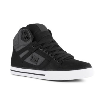 DC Shoes Pure High Top WC TX SE – Black Dark Used