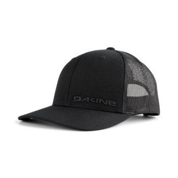Dakine Rail Mesh Back Trucker Cap - Black