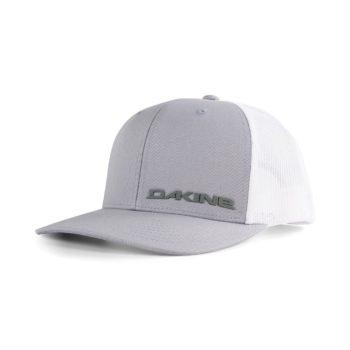 Dakine Rail Mesh Back Trucker Cap - Grey