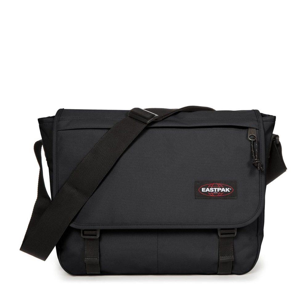 Eastpak Delegate + 20L Shoulder Bag – Black